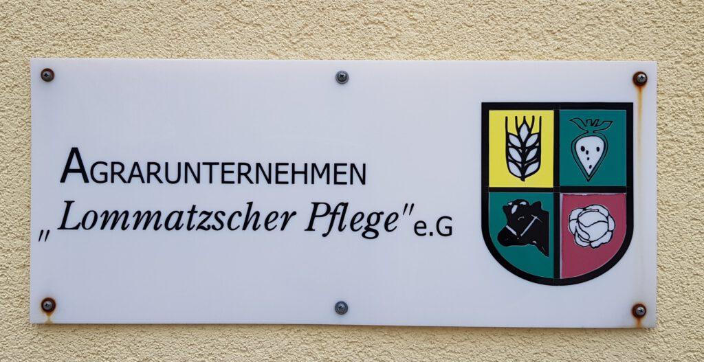 In Barmenitz findet man das Unternehmen nicht sofort.