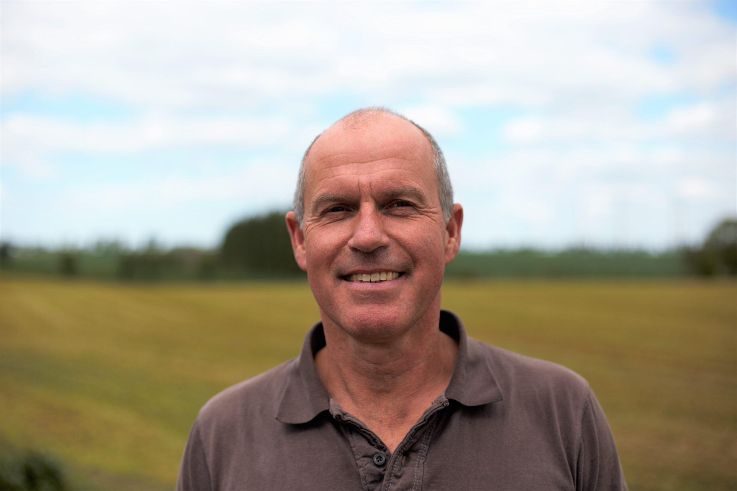 Herr Klobuch kennt die Probleme und Herausforderungen der Landwirtschaft.