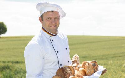 Bäckermeister Ralf Ullrich: Frisches Brot gibt's nur beim Bäcker