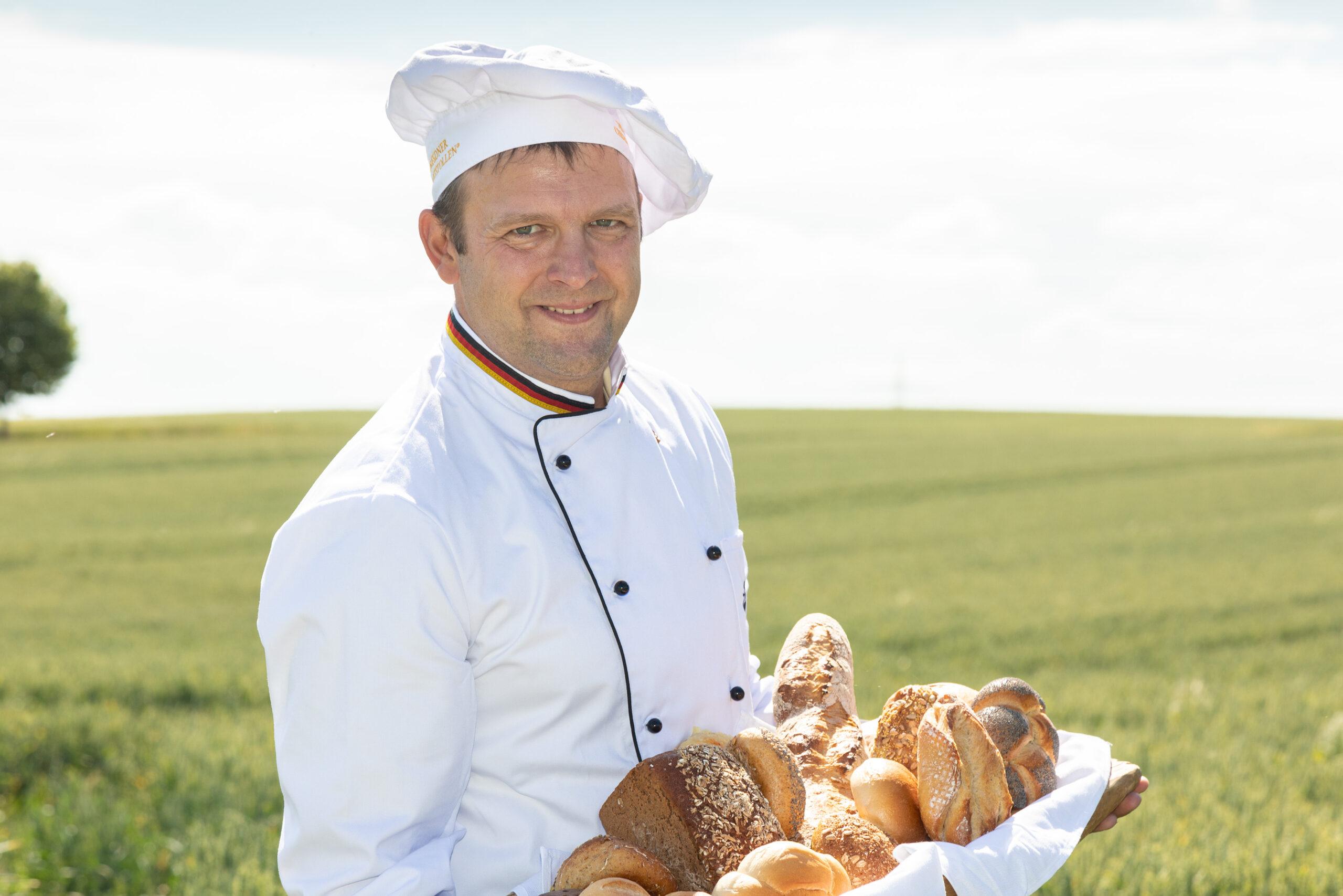 Ralf Ullrich ist Ährenwort-Bäcker aus Überzeugung.
