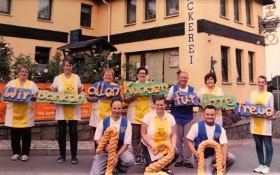 120 Jahre Bäckerei Neubert: Herzlichen Glückwunsch zum Jubiläum