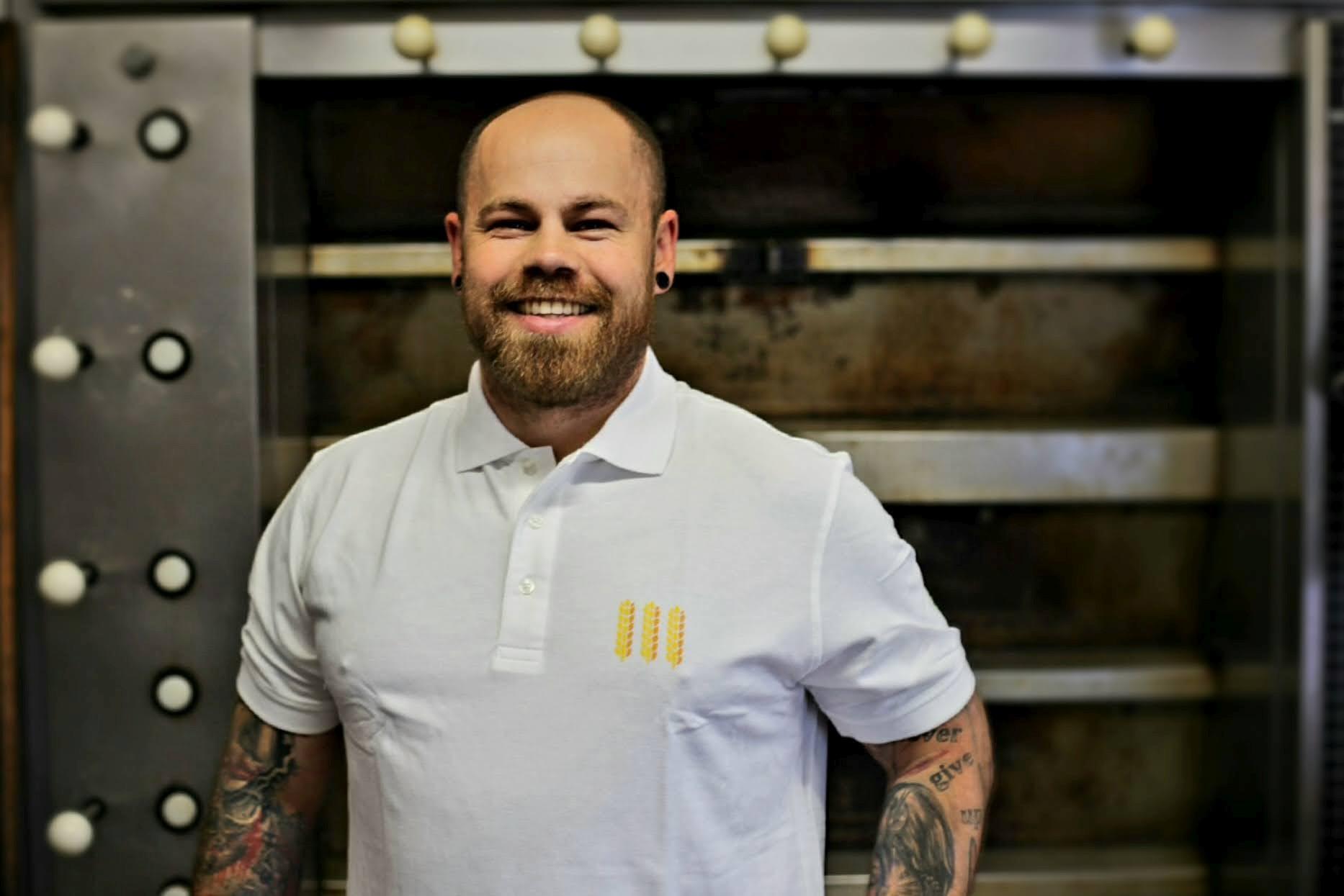 Martin Schäl wird einmal die Bäckerei Schäl übernehmen.