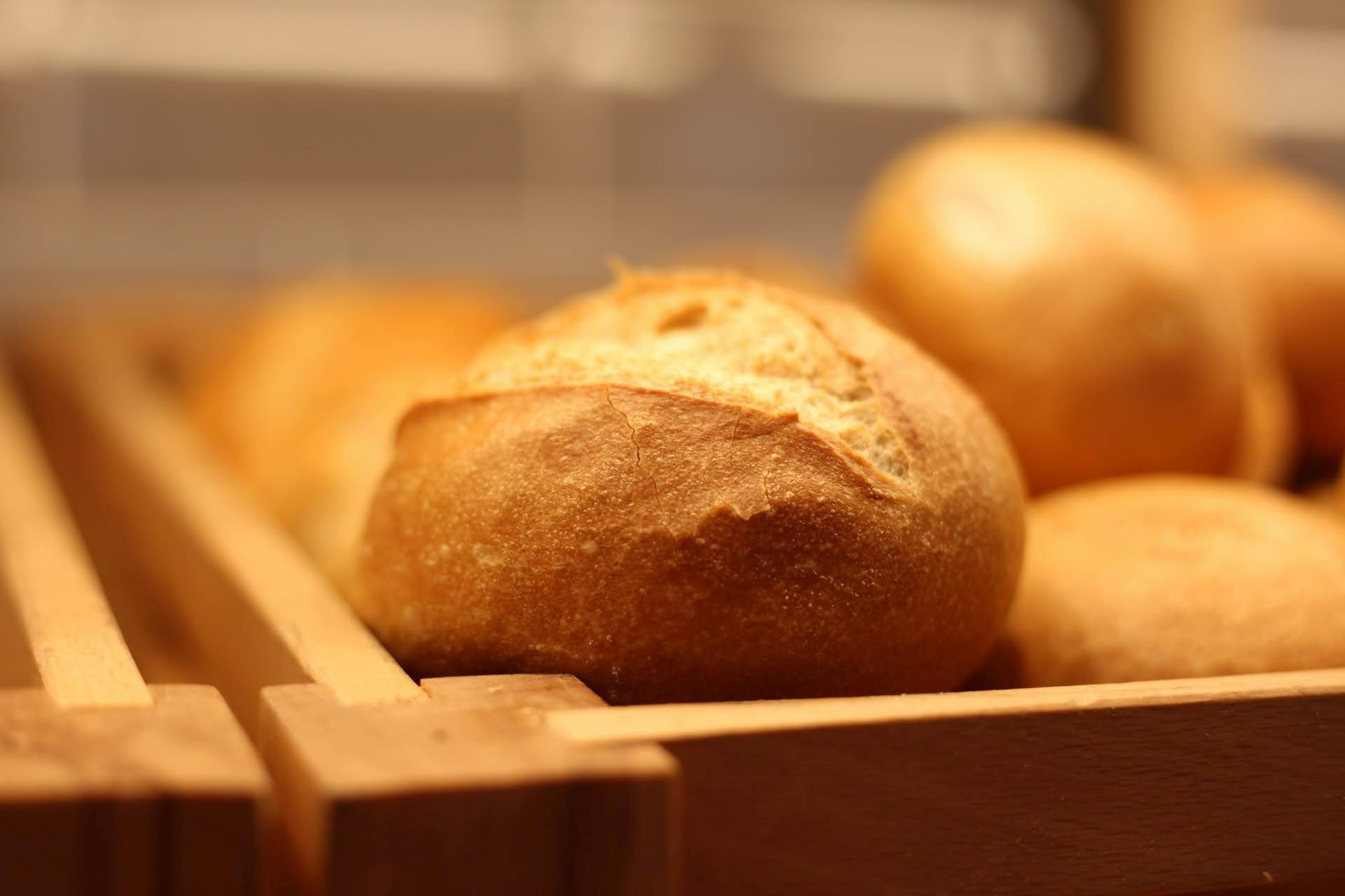 Das sind sie - die beliebten Ossibrötchen von Bäckerei Latsch.