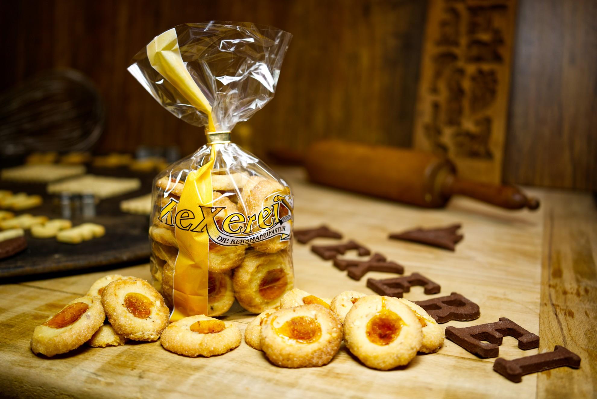 Wunderschöne und leckere Kekse - darauf hat sich die Kexerei spezialisiert. (Foto: Kexerei - Die Keksmanufaktur)