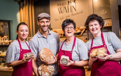 Bäcker Wahn aus Vetschau: Frischer Wind in traditioneller Bäckerei